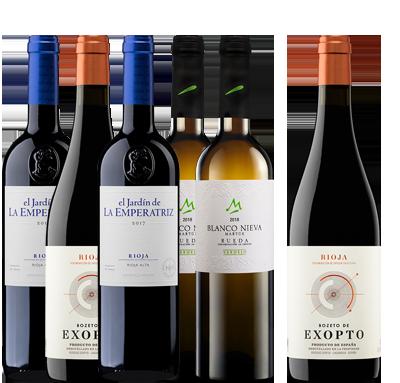 Selección Rioja-Rueda