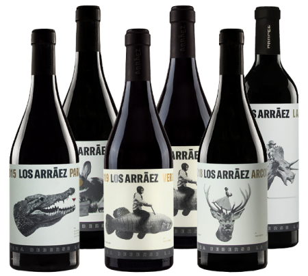 Los Arráez Vinos de Parcela
