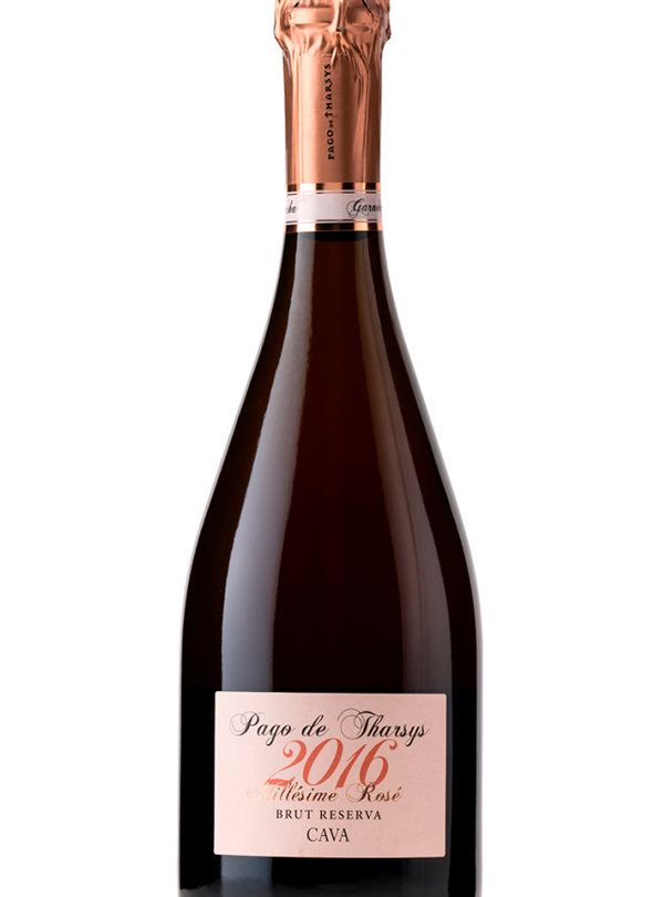 Pago de Tharsys Millésime Rosé Brut Reserva