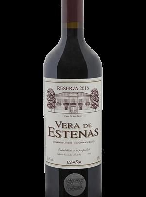 Vera de Estenas Reserva 2016 edición limitada